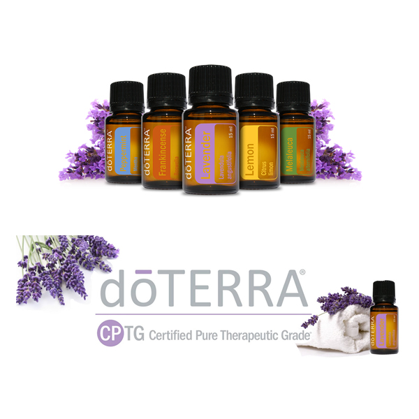 DoTerra oils are special